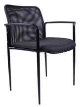Boss Mesh Guest Chair B6909-BK