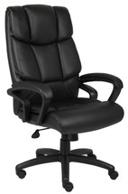 "Boss ""Ntr"" Executive Top Grain Leather Chair B8701"