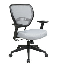 Office Star AirGrid® Back and Mesh Seat 55-M22N17
