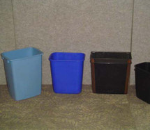 Pre-Owned Trash Cans