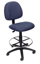 Boss Drafting Stool with Footring B1615