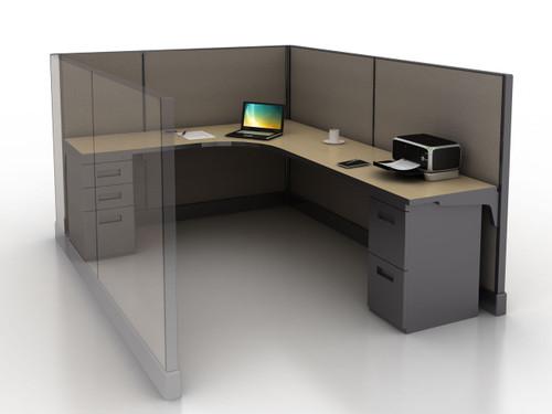 Friant 6x8 Workstation