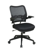 Office Star 13-37N1P3 Mesh Back Chair