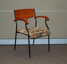 Geiger Brown Side Chair