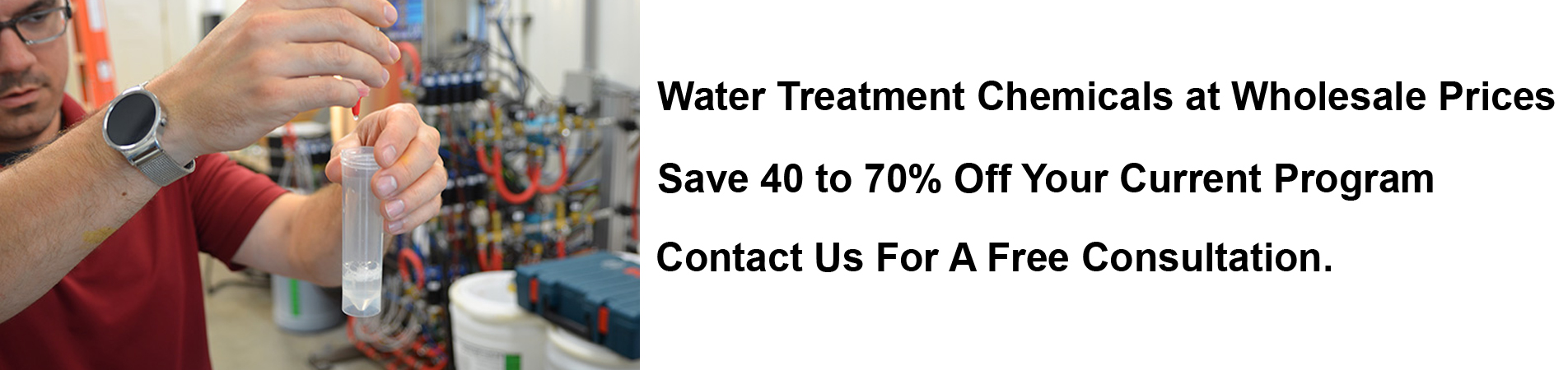 Water Treatment Chemical Sales