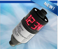 TDEPD Digital Pressure Transducer with LED Dispay, 4-20 mA Output and 1 Relay