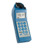 Myronl L PS9 Ultrameter III with TDS,Conductivity,pH,ORP/Free Chlorine,Alkalynity,Hardness,Temp (Meter Only)