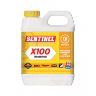 Sentinel X100 Corrosion Inhibitor for Central Heating Systems, 5 Gallons, Perfect for Aluminum Boilers and Heat Exchangers