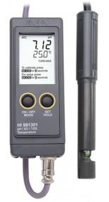 HI991300 Portable pH/EC/TDS/Temperature Meter (HI991300)