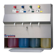 Knight MX-404 Chemical Proportioning Cabinet