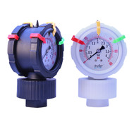 Double Sided Pressure Gauge