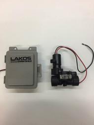 "Lakos ASM-75-PDV 3/4"" AutoPurge for SandMaster (9VDC Battery Operated)"
