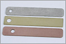 Mild Stee, Copper and Brass Corrosion Coupons