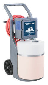 Knight FoamClean Mobil Foam Cleaning Cart