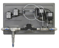 Stenner Proportional Injection System with Dual Pumps