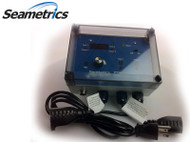 Seametrics PT35 Dual Counter/Timer, Feed & Bleed