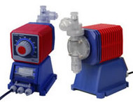 Walchem EHE46E1-VC Chemical Metering Pump 12 GPH, 60 psi
