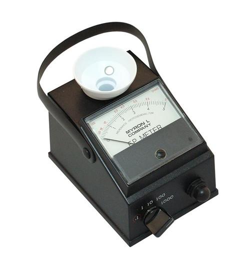 Myron L Conductivity Meter : Myron l ep conductivity resistivity meter cannon water