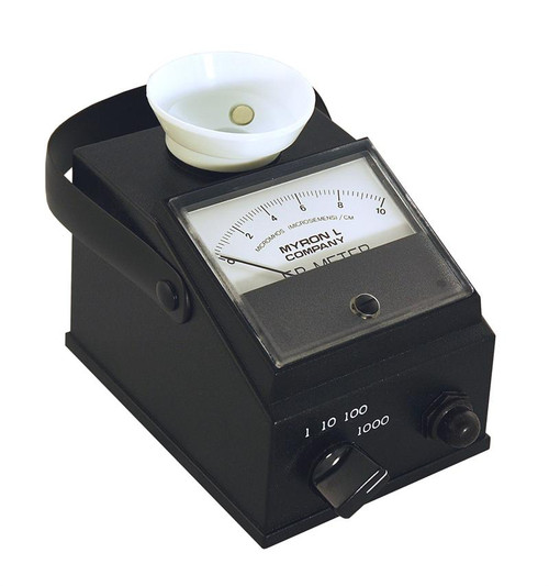 Resistivity Meter Analog : Myron l ep conductivity meter cannon water technology