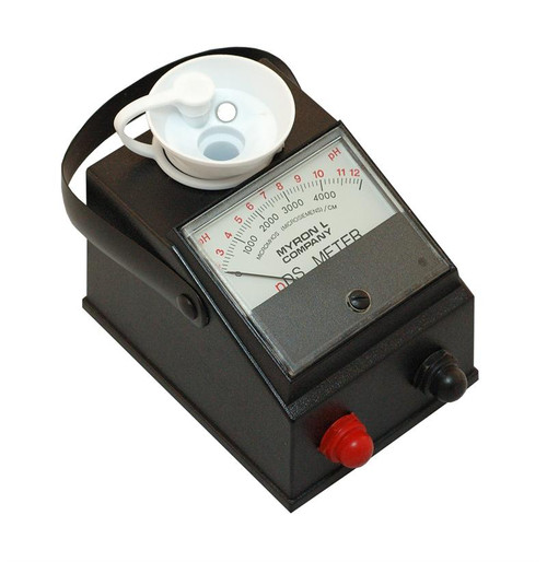 Ph And Conductivity Meter : Myron l m ph analog conductivity meter cannon