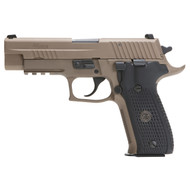"Sig P226 Emperor Scorpion Semi Auto 9MM 15rd(2) 4.4"" Night Sights FDE Finish (BDU)"