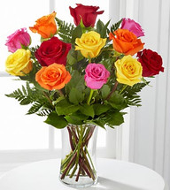 12 Roses Florist Choice Special