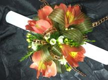 Alstroemeria Lily Wrist Corsage