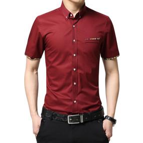 JPJ Impress Design - Short Sleeve - (Red)