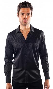 JPJ Pixels Black Shirt