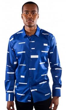 JPJ Pong Blue Shirt