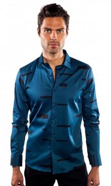 JPJ Pong Teal Shirt