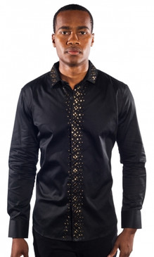 JPJ Star Fall Black Shirt