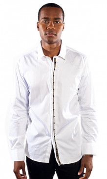 JPJ Styles White Shirt