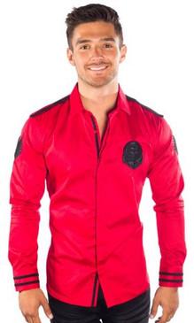 JPJ Commander Red Shirt