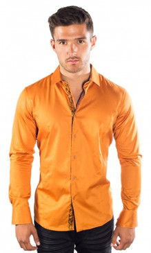 JPJ Glossy Desert Button Down Shirt