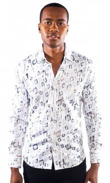 JPJ Groovy White Shirt