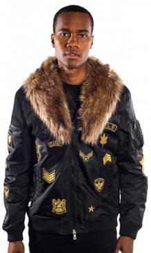 JPJ Avatar Black Jacket
