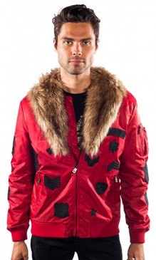 JPJ Avatar Red Jacket