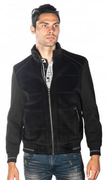 JPJ  Luca Black Men's Jacket
