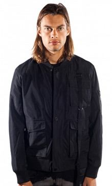 JPJ Goon Black Jacket