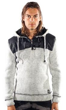 JPJ Phase White Sweater