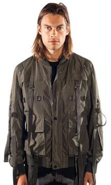 JPJ Psych Green Jacket