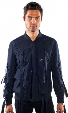 JPJ Psych Navy Jacket