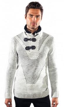 JPJ Raft White Sweater