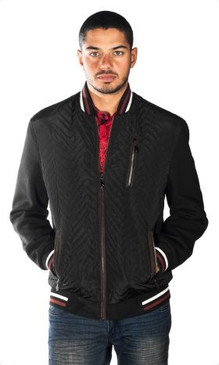 JPJ Derek Black Men's Jacket