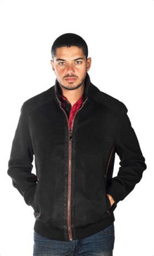 JPJ Klim Black Men's Jacket