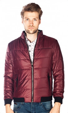 JPJ Leeds Red Men's Jacket