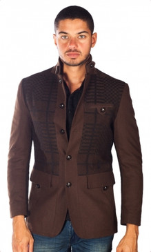 JPJ Theo Brown Men's Jacket