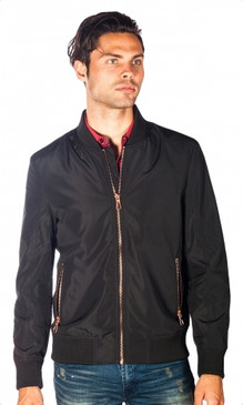 JPJ Warwick Black Men's Jacket