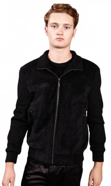 JPJ Cross Roads Men's Black Jacket